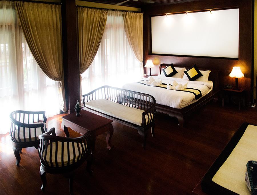 Sada hotel les chambres luang prabang laos - Nettoyage chambre hotel ...